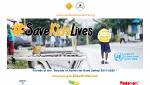 save roads kids