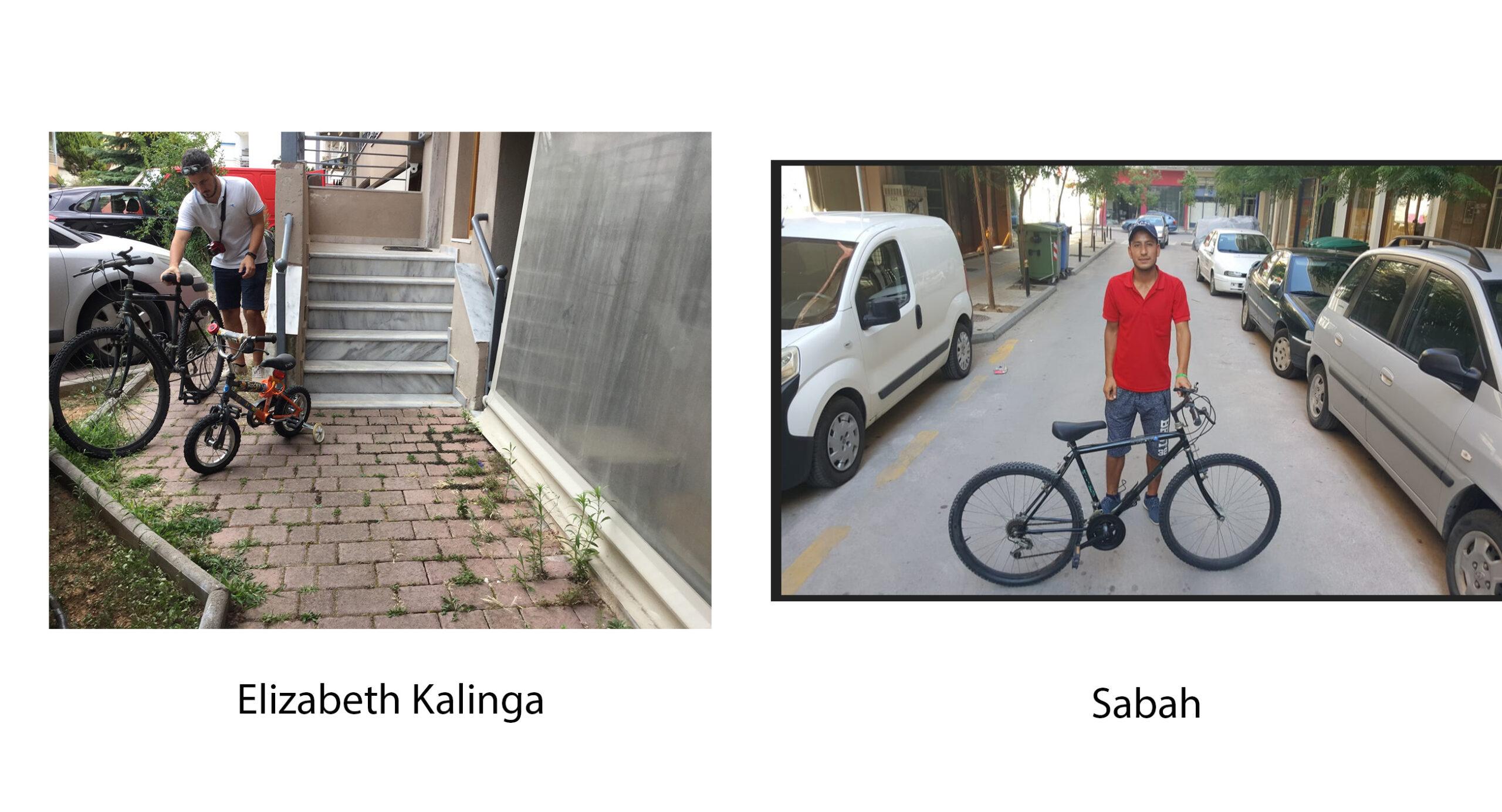 1from ELISABETH kALINGA TO SABAH the black bike