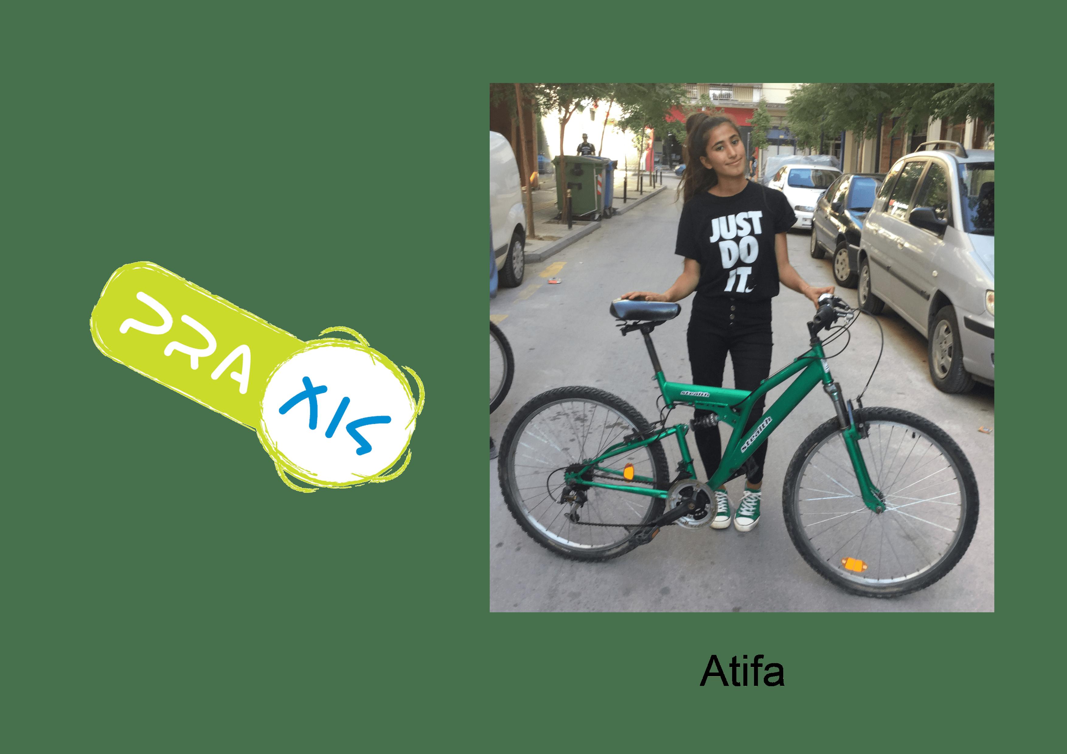 from Praxis - Atifa Neif